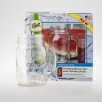 1 Ball Mason Drinking Jar 16oz