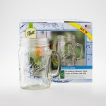 1 Ball Mason Drinking Jar 24oz