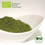 100g Japanischer Bio Matcha Pulver Grüner Tee zum Kochen und Backen aus Japan