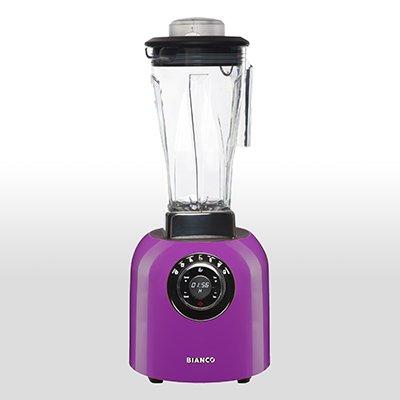 BIANCO puro purple/lila Hochleistungsmixer