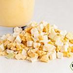 """BIO Smoothie-Mischung """"Süße Heimat"""" - 100g gefriergetrocknete Aprikose, Pfirsich und Apfel"""