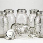 Ball Mason Jar 32oz Regular Mouth 6er/Set