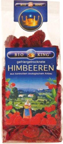 BioKing 3 x 40g gefriergetrocknete Bio HIMBEEREN (EUR 5,90 / Pkg.)