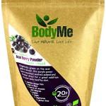 BodyMe Bio Acai Beeren Pulver 20:1 | 125 g (1 x 125 g) | Soil Association Zertifiziert Bio