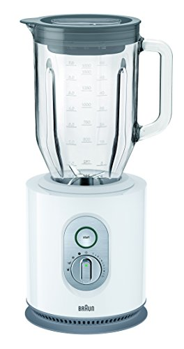 Braun JB 5160 Standmixer Identity Collection (1000 Watt) weiß