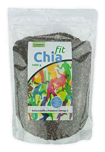 Chia Fit (Salvia Hispanica), 1000 g