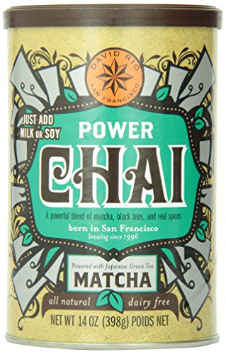 David Rio Consumer - Power Chai, 1er Pack (1 x 398 g)