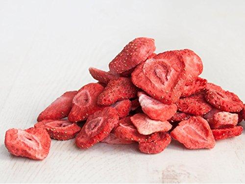 Erdbeeren gefriergetrocknet - 25g