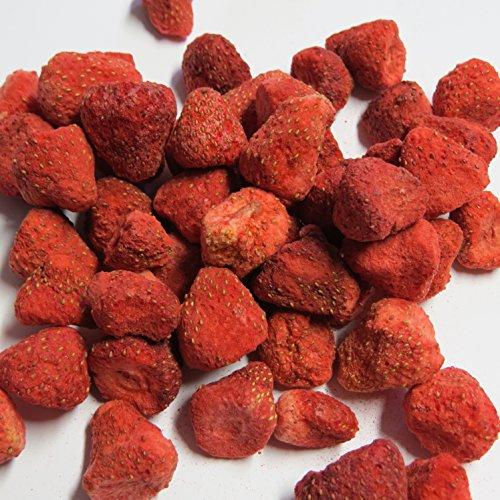Erdbeeren - gefriergetrocknet- ohne Zusätze, 50g