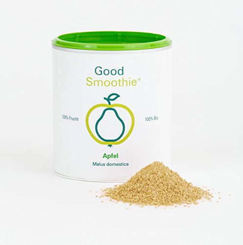 Good Smoothie 100 % Bio-Apfelpulver 200 g - gefriergetrocknet