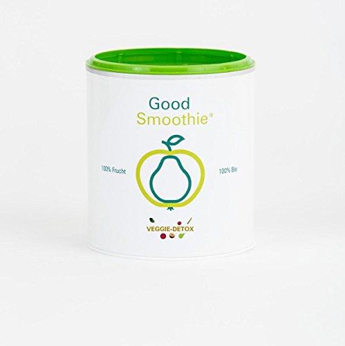 Good Smoothie 100 % Bio-Fruchtpulvermischung VEGGIE-DETOX
