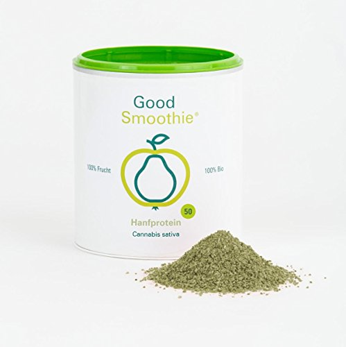 Good Smoothie 100 % Bio-Hanfproteinpulver 250 g