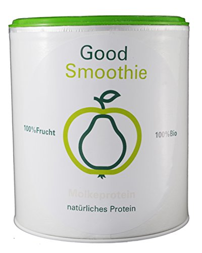 Good Smoothie 100% Bio Molkeprotein Pulver 80, 200g