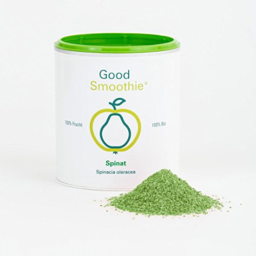 Good Smoothie 100 % Bio-Spinatpulver 250 g