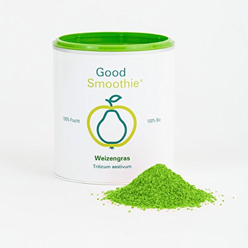 Good Smoothie 100 % Bio-Weizengraspulver 175 g