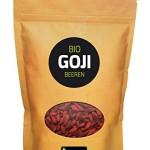 Hanoju Goji Beeren aus ökologischem Anbau, Bio-zertifiziert, 1er Pack (1 x 1 kg)