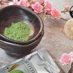 MATCHA TEE | Ceremonial Grade ✮ 100g ✮ Original japanisches Matcha Pulver | in Premium Qualität | Ideal als Heißgetränk oder als Zutat in Speisen | Der gesunde Energiekick
