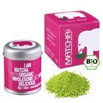 MODERN Bio Matcha Set - Love Blend - Gold Prämiert 2014 - (30g original Bio Matcha + elektronischer Matchabesen + original Matcha Bambus-Löffel)