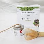 Matcha Tea Box Basic - das Matcha Einsteiger-Set