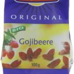 Morgenland Gojibeeren 100g  Bio Trockenfrüchte, 1er Pack (1 x 100 g)