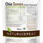 Naturacereal Chia Samen, 1er Pack (2 x 1 kg)