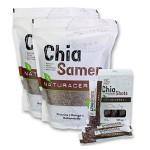 Naturacereal Chia Samen (2 x 1 kg) plus Chia2go (1 x 105 g)