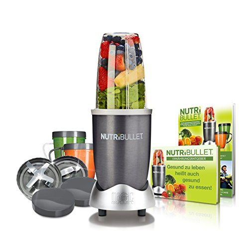 NutriBullet NBR-1240M Extraktor Basis-Set