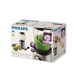 Philips HR2195/08 Standmixer mit 21.000 U/min, 900W, für Smoothies und Milchshakes