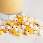 """""""Sonnentraum"""" - Smoothie-Mischung - 100g gefriergetrocknete Mango, Banane, Ananas"""