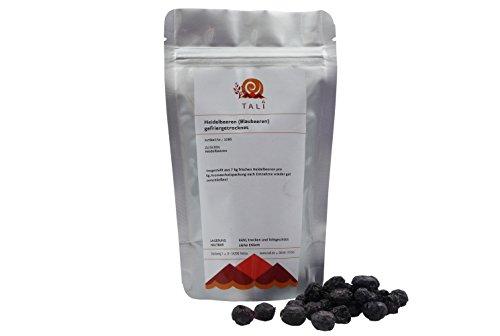 TALI® Heidelbeeren (Blaubeeren) gefriergetrocknet 100 g