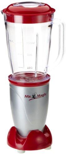 TV Das Original 3806 Mr. Magic Küchenmaschine silber / rot