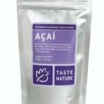 Taste Nature Acai Pulver, 1er Pack (1 x 75 g)