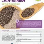 Vita2You Chia Samen - Salvia Hispanica - 1kg Zippbeutel - 1er Pack (1000g)