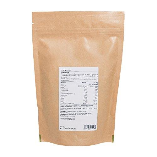 Vitafy Essentials Superfood Goji Beeren, 1er Pack, (1 x 250g)