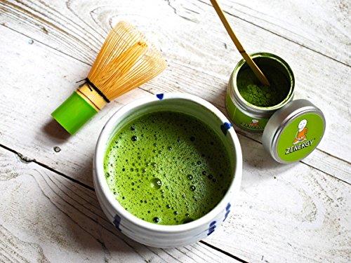 ZENERGY MATCHA   100% Bio Matcha Grüntee aus Japan   Premiumqualität