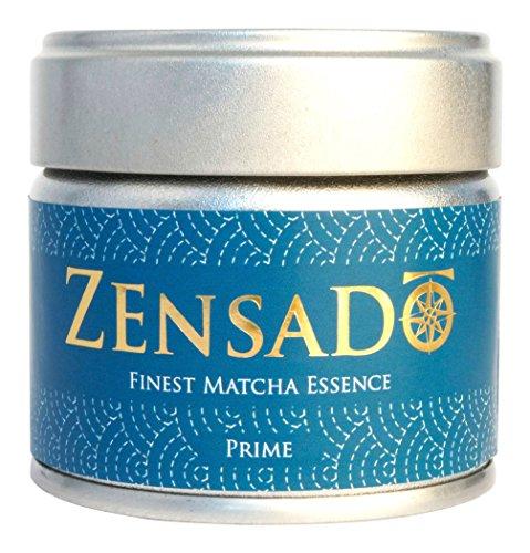 Zensado® | PRIME | Bio Matcha Tee | Finest Matcha Essence |30g