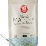 matcha108 - Bio Matcha Tee in Premium Qualität (Ceremonial Grade), 108g direkt von der Öko-Plantage (kbA.)