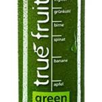 true fruits smoothie green spinat & grünkohl + matcha 3 x 250ml