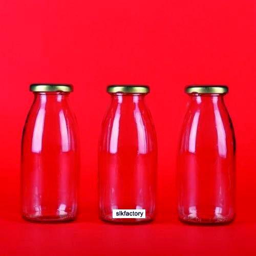 20 leere Glasflaschen 200ml Saftflaschen Weithals-Flaschen Einmachglas Essig- Öl Flasche Likörflaschen Schnapsflaschen Essigflaschen Ölflaschen MILCHFLASCHEN 0,2 Liter Deckelfarbe Weiss von slkfactory