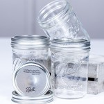Ball Mason Jar 16oz Wide Mouth 3er/Set