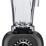 Bianco BI-PO-GREMET Standmixer Puro Originale, grau metallic