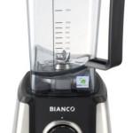 Bianco di Puro Standmixer Primo schwarz / Edelstahl 1200 Watt 28.000 U/min. by Bianco