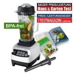 JTC OmniBlend V - Special Edition - 5 Jahre Garantie - versandkostenfrei - 2,0 Liter BPA-frei (weiß)