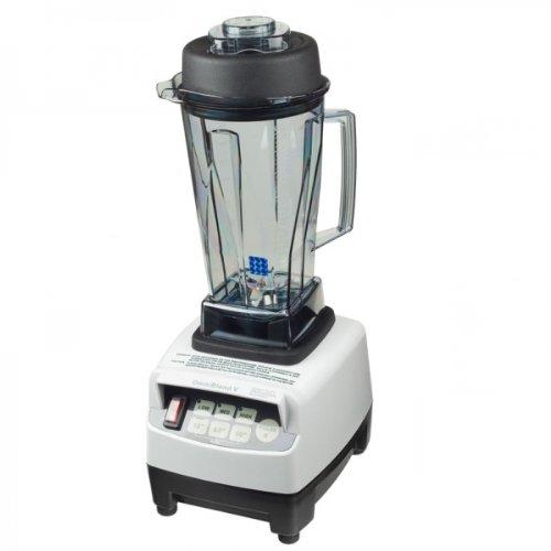 JTC Omniblend Standmixer Weiß, Hochleistungsmixer, Blender 2,0 L, 38.000 U/min, BPA Frei
