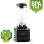 Klarstein Herakles-4G-B Green Smoothie Mixer Standmixer Profi Küchenmixer (2 Liter, Green Smoothie Maker, BPA-frei, 1500W, 35.000U/min) schwarz