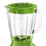 Philips HR2105/30 Standmixer (1,5 L Glasbehälter, 400 Watt, ProBlend 4 Technologie), grün