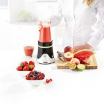 Princess Mini Blender-Set (300 Watt), schwarz