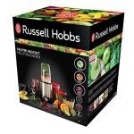 Russell Hobbs 23180-56 Nutri Boost Multifunktionsmixer / Smoothie Maker mit verschiedenen Behälter und unterschiedlichen Verschlussdeckeln