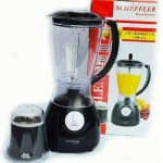 Smoothie-Maker Mini-Blender Smoothiemaker Icecrusher Standmixer Mixer Entsafter sales by JOLTA® (Standmixer 2-in-1 Black)