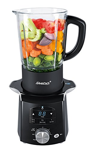 Steba HC 2 Hot & Cold Soup und Smoothie-Maker Universalmixer / Suppenbereiter / 1200 W